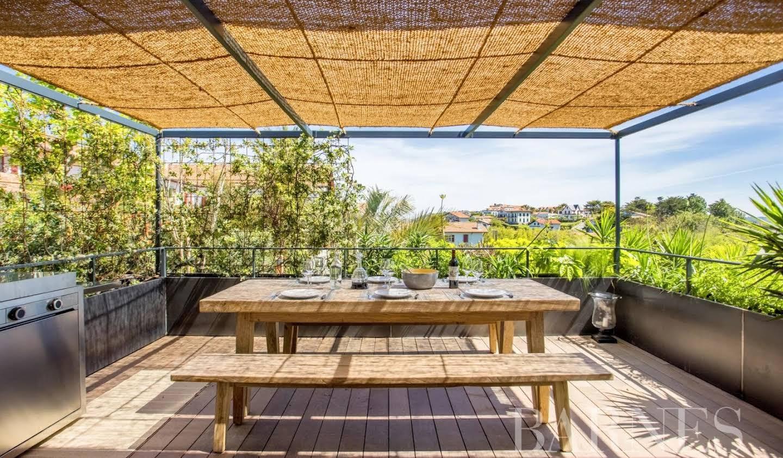 Villa avec terrasse Guethary