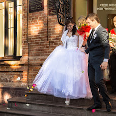 Wedding photographer Arina Elizarova (Linusik). Photo of 04.12.2013