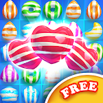 Candy Crazy Bomb - Crush Candy Free & Match 3 game Icon