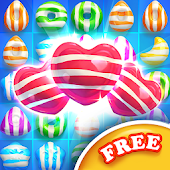 Candy Crazy Bomb - Crush Candy Free & Match 3 game