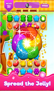 Candy Gummy Match 3 2017 for PC-Windows 7,8,10 and Mac apk screenshot 4