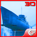 Russian Submarine Naval War 3D icon
