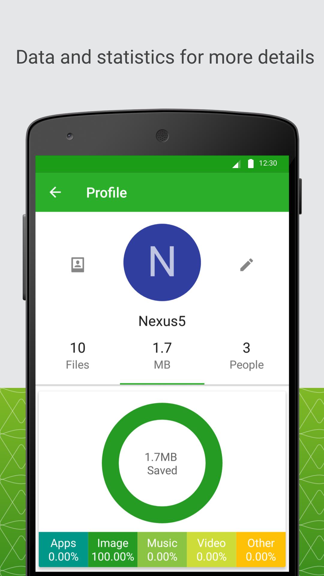 Xender: File Transfer, Sharing screenshot #2