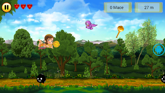Nanhe Babosa Safari Run screenshot 1