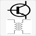 Electrical symbols Hub icon