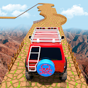 Mountain Climb Racing Stunts: 4x4 Jeep Drive icon