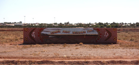 Photo: Year 2 Day 220 -  The Town of Coober Pedy