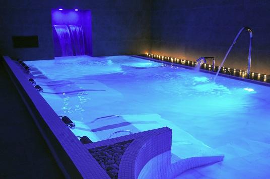 Cuentan con el mejor spa de toda la costa de Almería.