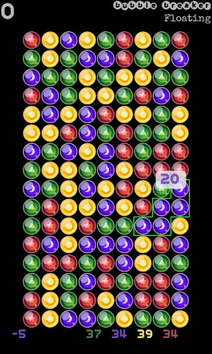 Classic Bubble Breaker(free) android2mod screenshots 1