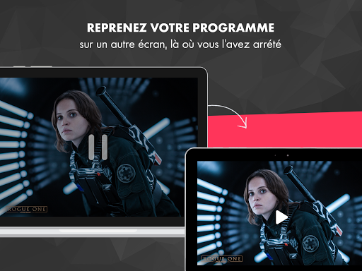 myCANAL, vos programmes en live ou en replay 3.3.9 screenshots 10