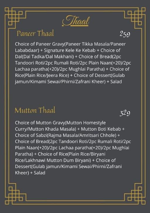Nosh By Bowls & Boxes menu 7