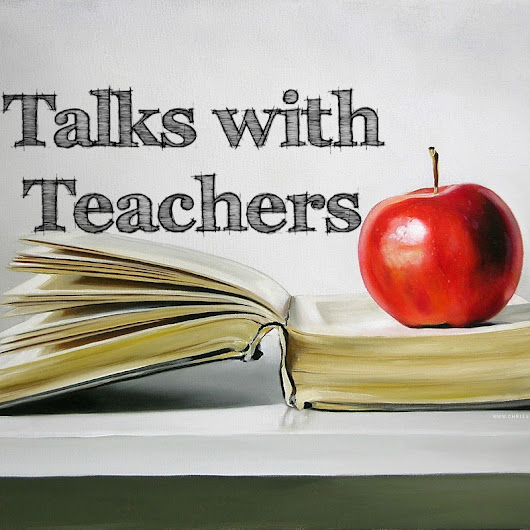 30-Day Challenges: Talks with Teachers