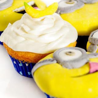 Despicable Me 2 Minion Cupcakes Recipe