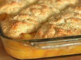 Tremendous Peach Cobbler Recipe