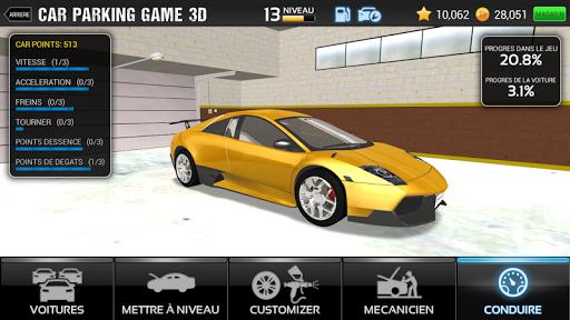 Car Parking Game 3D astuce APK MOD capture d'écran 1