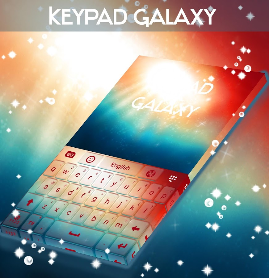 Keypad Galaxy- screenshot