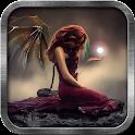 Evil Fairy Live Wallpaper icon