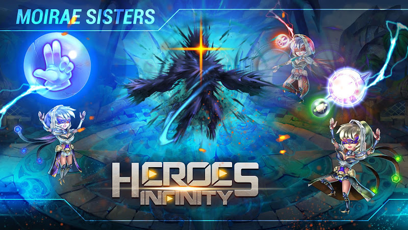 Heroes Infinity: Fantasy Legend Online Offline RPG Screenshot 3