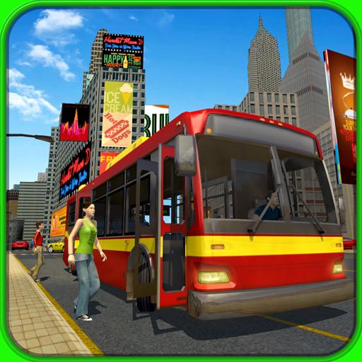 NY City Bus Driving 2017
