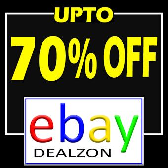 Dealzon: Best ebay Deals, Cheap Shopping Online US