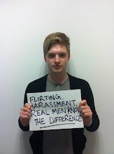 Photo: UK Anti-Street Harassment Campaign initiative, UK
