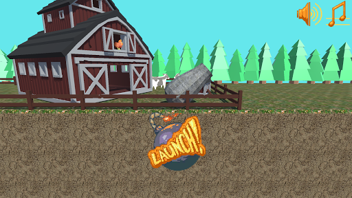 Blast Chicken - screenshot