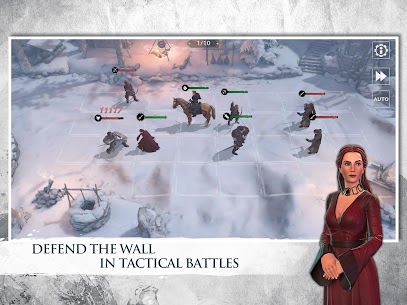 Game of Thrones Beyond the Wall Apk Mod +OBB/Data with [Unlimited Resources] 10