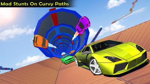 Code Triche impossible pistes voiture cascades au volant: Jeux apk mod screenshots 6