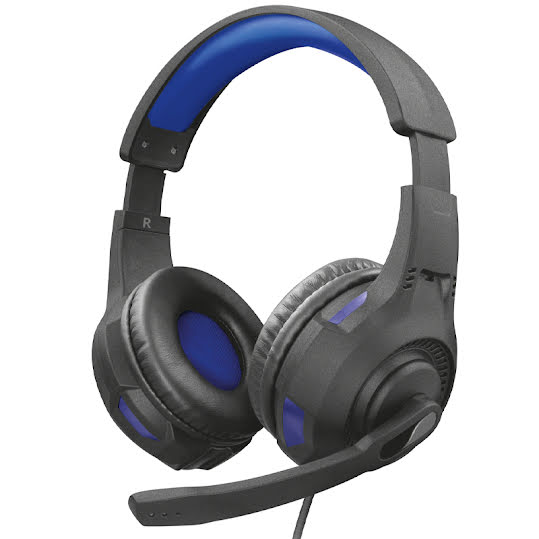 Trust GXT 307B Gaming headset PS4 Blue