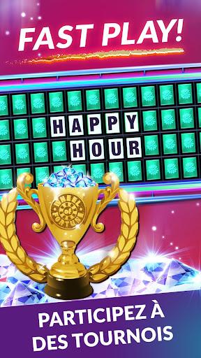 Wheel of Fortune Free Play  captures d'u00e9cran 2