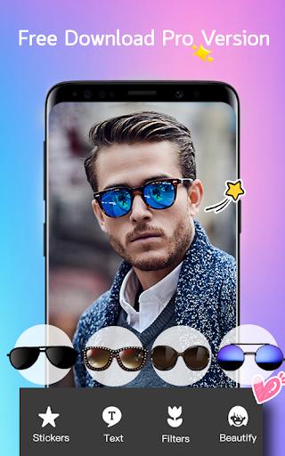 Stylish Sunglass Photo Editor 1.0.4 screenshots 3