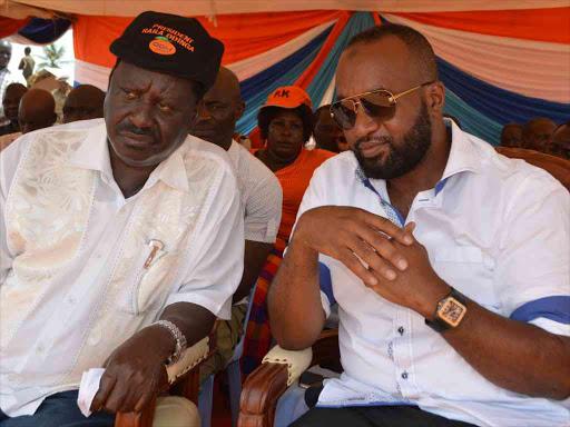 Raila, Joho allies clash over Nyali MP candidate