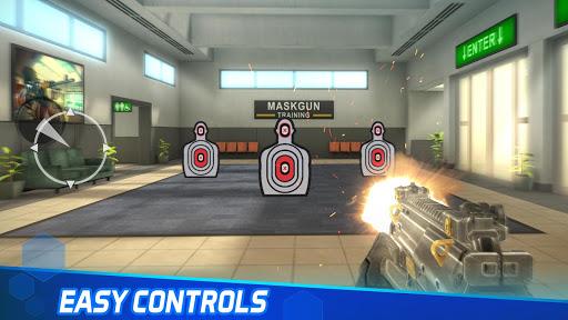 MaskGun Multiplayer FPS - Free Shooting Game 2.330 screenshots 1