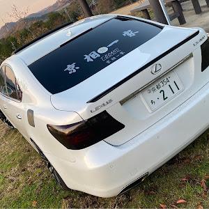 LS USF40のカスタム事例画像 まるLS460→京相一家京都支部さんの2020年11月27日10:06の投稿