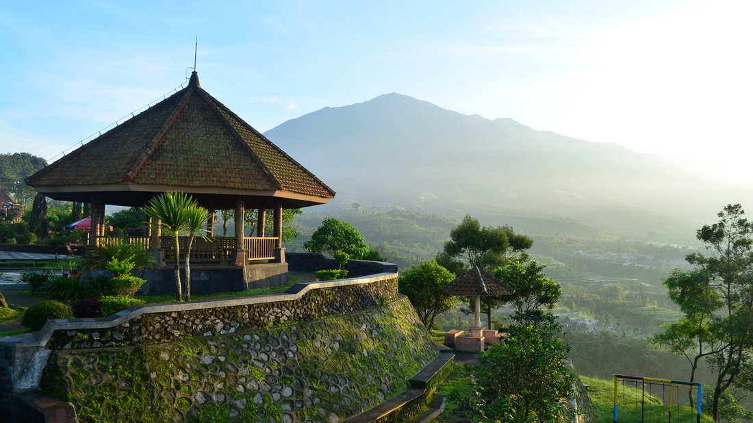 tempat wisata Kaliurang