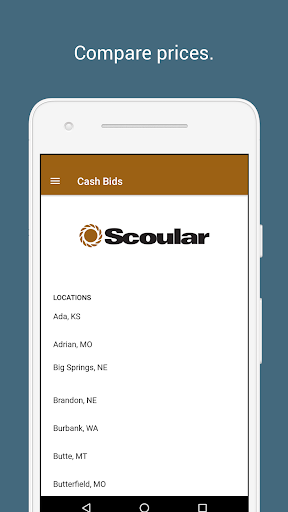 Screenshot for Scoular GrainView - Producer in United States Play Store