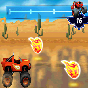 [Download Flame Blaze Racing for PC] Screenshot 1
