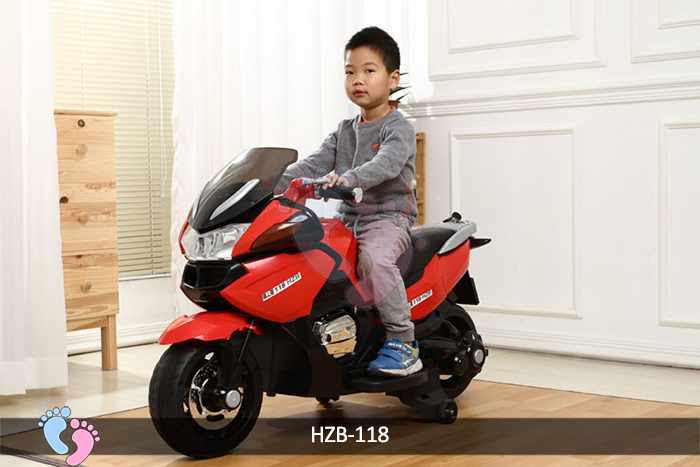 Xe mô tô điện cho bé HZB-118 5
