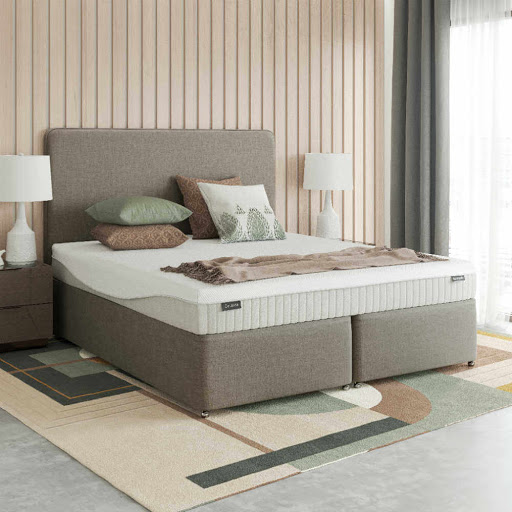 Dunlopillo Celeste Divan & Mattress