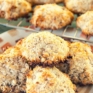 Almond and Coconut Macaroons Recipe
