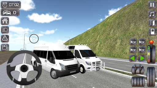Minibus Sprinter Passenger Game 2019 2.10 screenshots 15