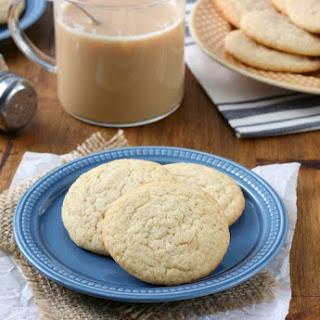 Cinnamon Tea Cookies.