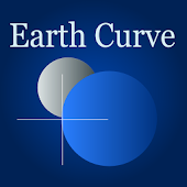 Earth Curve Calculator App