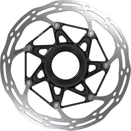 SRAM CenterLineX CenterLock 180mm Rotor with Rounded Edges