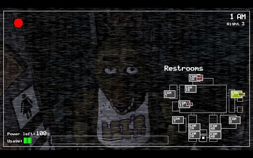 Screenshot for Five Nights at Freddy's in United States Play Store
