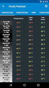 NOAA Weather International- screenshot thumbnail