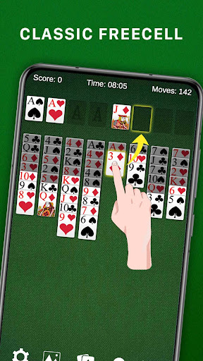 AGED Freecell 1.0.4 screenshots 1