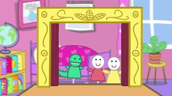 Chloe's Puppet Show / Daddy Gets Fit