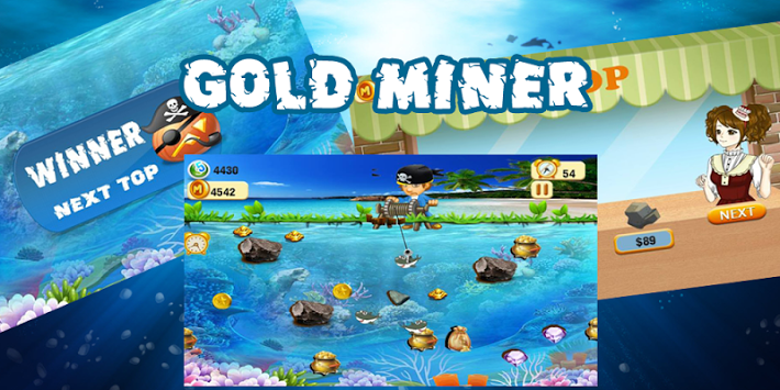 play free gold miner games