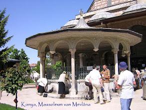 Photo: Konya - Ablutiefontein